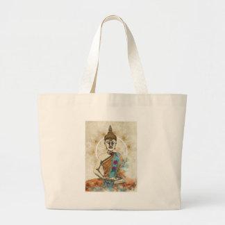 Meditation Canvas Bag