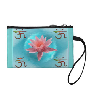 Meditation Coin Bagettes Bag Change Purses