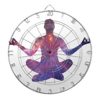 Meditation Dartboard