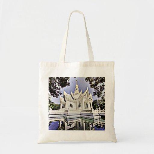 Meditation Hall Tote Bag