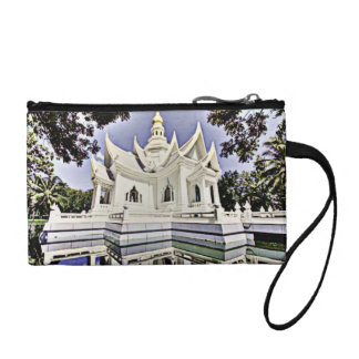 Meditation Hall Change Purse