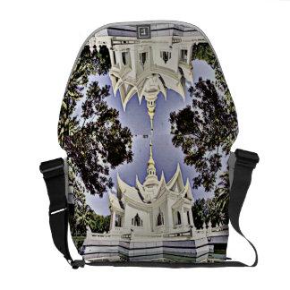 Meditation Hall Commuter Bags