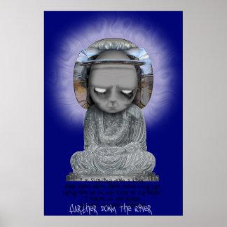 Meditation In D Minor Poster