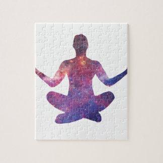 Meditation Jigsaw Puzzle
