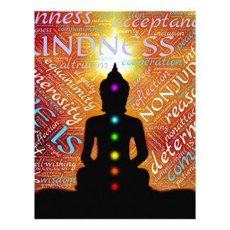 Meditation Letterhead