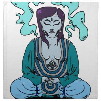 Meditation Napkin