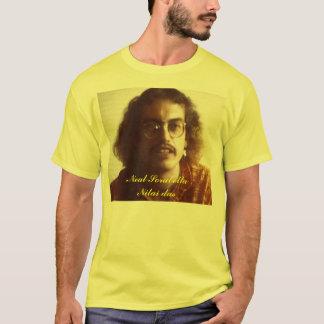 Meditation, Neal SorabellaNitai das T-Shirt