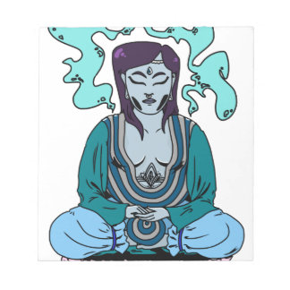 Meditation Notepad