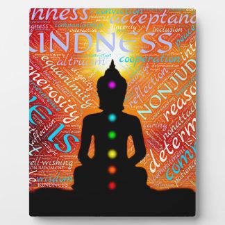 Meditation Plaque