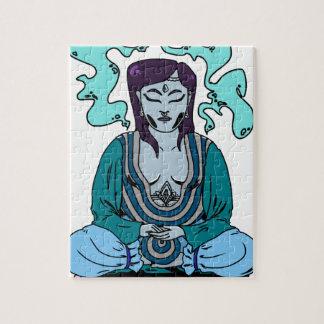 Meditation Puzzle