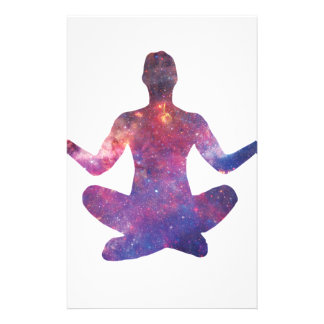 Meditation Stationery