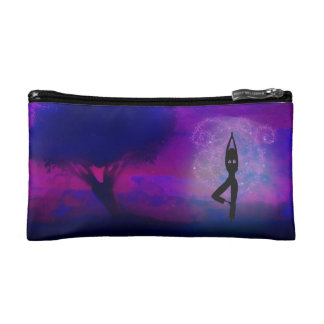 Meditation Yoga Bagettes Bag Makeup Bag