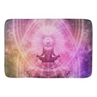 Meditation Yoga Faith Bath Mat