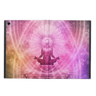 Meditation Yoga Faith Case For iPad Air