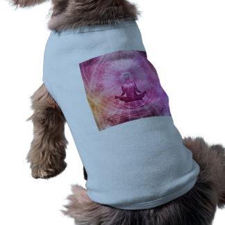 Meditation Yoga Faith Doggie T-shirt