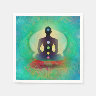 Meditation Yoga Napkin Disposable Napkins