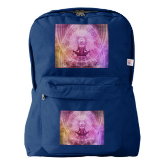 Meditation Yoga Style Backpack