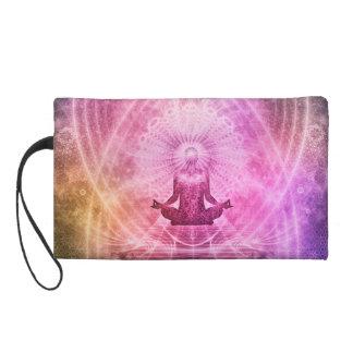 Meditation Yoga Style Wristlet