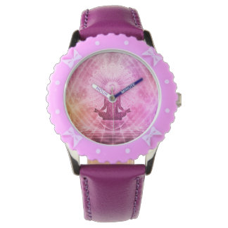 Meditation Yoga Style Wristwatches