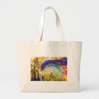 Meditations & Colors_ Tote Bags