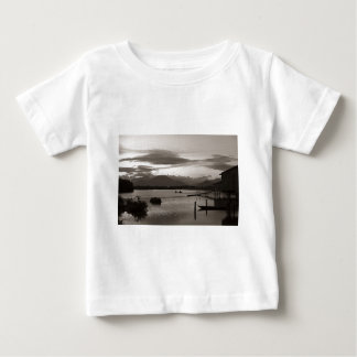 Meditative evening tendency - Asia Baby T-Shirt