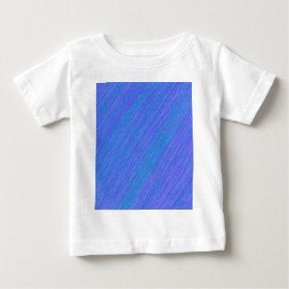 Mediterranean blue design baby T-Shirt