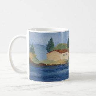 Mediterranean Coast Mug