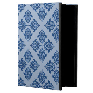 Mediterranean Moroccan Damask Cover For iPad Air
