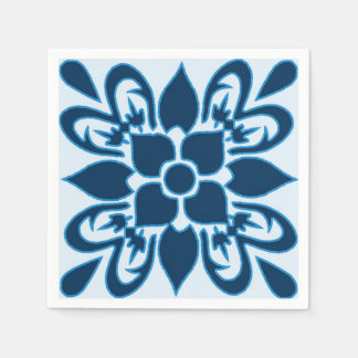 Mediterranean Paper Plates Paper Napkins