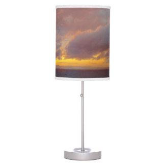 Mediterranean Sunset Lamp