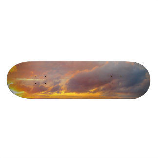 Mediterranean Sunset Skateboard