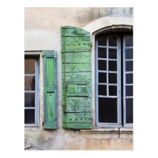 mediterranean windows postcard