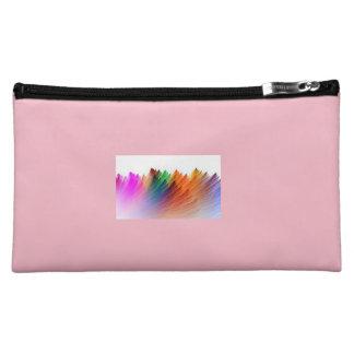 Medium Cosmetic Bag Colorful art
