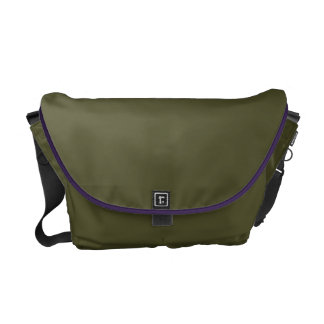 Medium Messenger Bag, Amethyst, Moss Messenger Bag