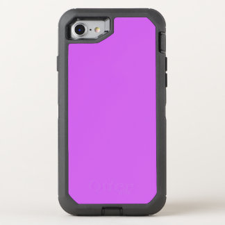 Medium Orchid Solid Color OtterBox Defender iPhone 7 Case