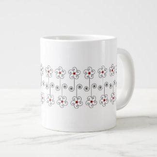 Medium Posie Band Mug