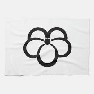 Medium shade optical 琳 ivy towel