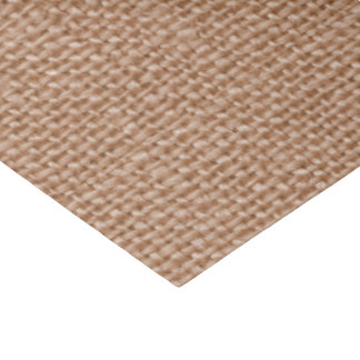 Medium tan faux burlap wrapping paper
