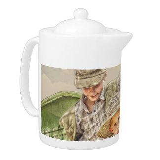 Medium Toddler Tunes Tea Pot