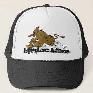 MedocLibre wild boar Trucker Hat