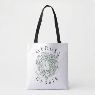 Medusa Debbie Tote --1
