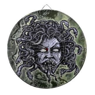 Medusa Gorgon Dartboard