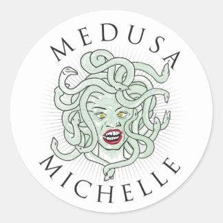 Medusa Michelle -- Sticker 1