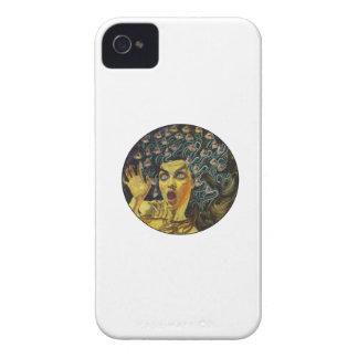 MEDUSA SHOWS LOVE iPhone 4 Case-Mate CASES