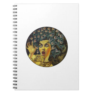 MEDUSA SHOWS LOVE NOTEBOOK