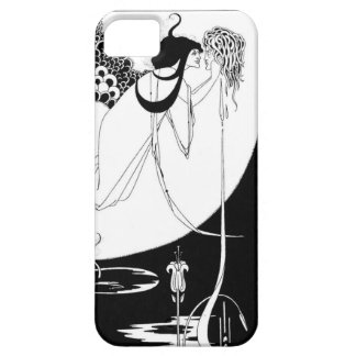 Medusa - Solome Audbrey Beardsley Black and White iPhone 5 Cover