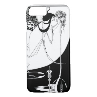 Medusa - Solome Audbrey Beardsley Black and White iPhone 8/7 Case