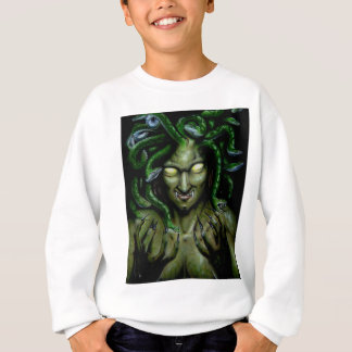 Medusa T-Shirt  Dragon on back