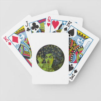 MEDUSA THE WARRIOR BICYCLE PLAYING CARDS