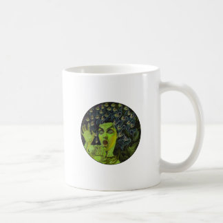 MEDUSA THE WARRIOR COFFEE MUG